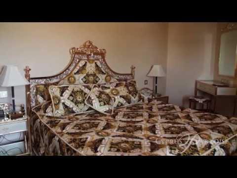 Cyprus Paradise, 5* The Savoy Ottoman Palace, Pasha Suite | North Cyprus, Kyrenia