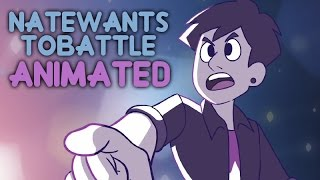 Let Me Try - ANIMATED MUSIC VIDEO by Ricardo Cáceres - NateWantsToBattle