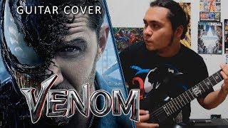 Venom (2018) Theme Guitar Cover