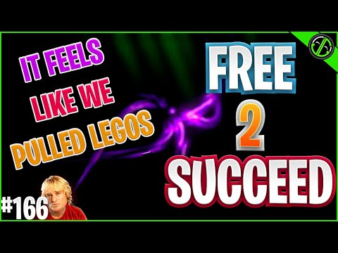 THESE EPIC PULLS ARE RIDICULOUS!!! And We Finished Astralon Today | Free 2 Succeed - EPISODE 166