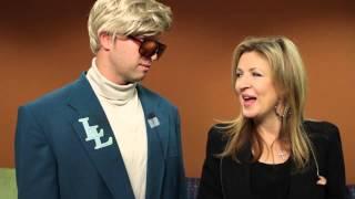 Awkward interview with Darlene Zschech