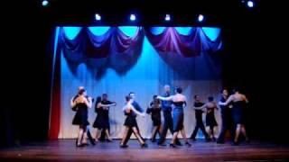 3ª Mostra 7 e 8 de Danças de Salão - Bolero e Tango