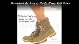 genuine shoes later newest collection Timberland Autentic Teddy Fleece Fold Down