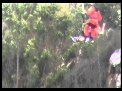 Bungy Jumping in South Africa