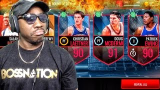 SWEET 16 PACK OPENING & UPGRADED LEGENDS OF MARCH! NBA Live Mobile 16 Gameplay Ep. 89