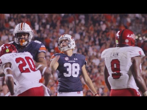 The Auburn Tigers will kick off against Georgia Southern in only seven days. Are you ready?