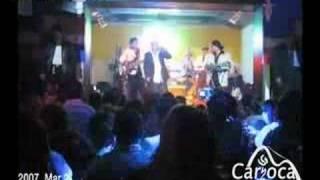 Zacarias Ferreira en Carioca Club (Hartford-CT)