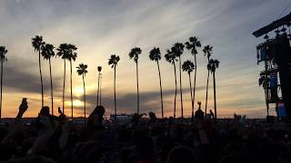 "Jai Wolf - ""Indian Summer"" Sunset at CRSSD Spring 2018"