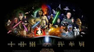 The best of Star Wars music ♫