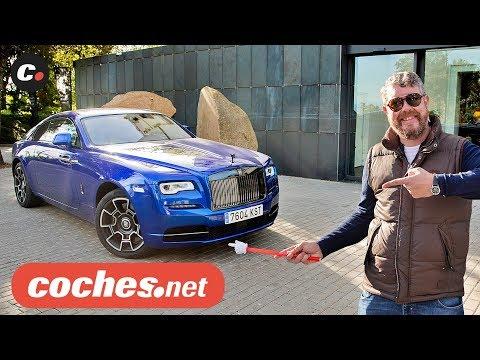 Rolls-Royce Wraith 2019 | Prueba / Test / Review en español | coches.net