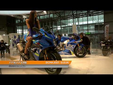 Motosx1000: Eicma 2017 Novedades Suzuki