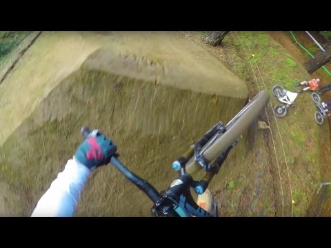 Crankworx Rotorua Course Preview w/ Matt Jones | Slopestyle MTB
