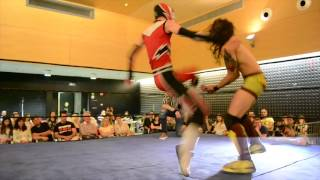 Highlights de la Spanish Pro Wrestling