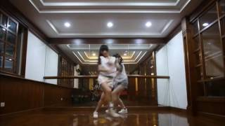BLACKPINK-WHISTLE DANCE COVER MIRROR by Sandy and Mandy.