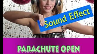 sound effect parachute open