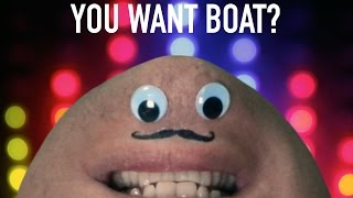 You Want Boat?