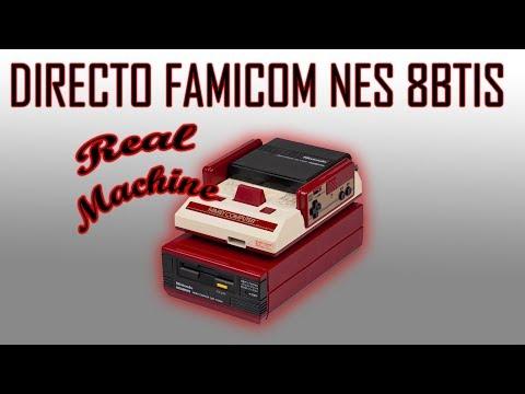 Directo Famicom Nes 8bits con Joan Barbera #4
