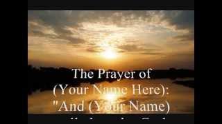 PROSPERITY Prayer