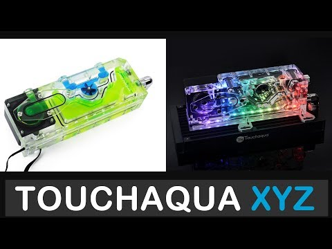 Bitspower TouchAqua XYZ Reservoir Teardown