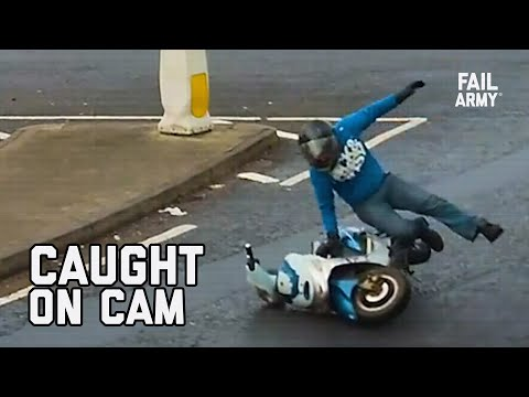 CAUGHT ON CAM | Security Cameras Compilation 2021