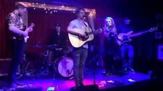 April Fool - Tiz McNamara and friends - live in Cork 1 April 2015