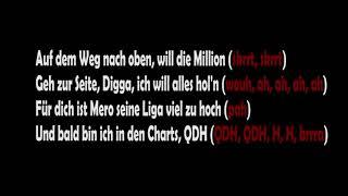 MERO -Baller los(lyrics)