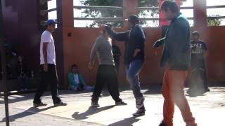 POPPING Kleber & Javier VS Marlon & Pablo