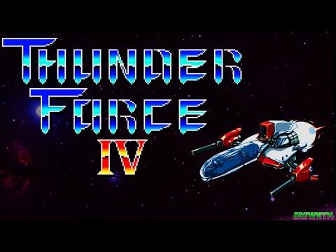 Thunder force IV [Technosoft, 1992] - Matamarcianos