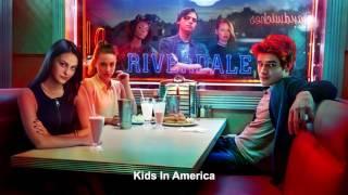 Riverdale Cast - Kids in America | Riverdale 1x11 Music [HD]