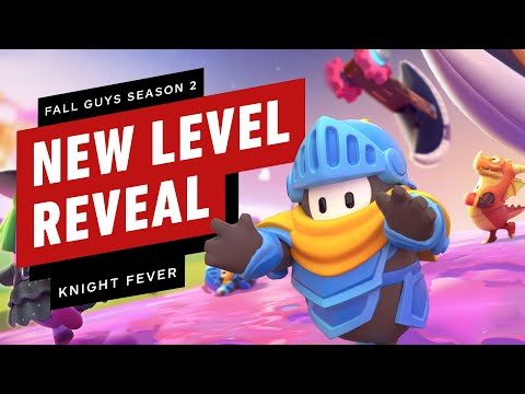 WTFF::: Check out Fall Guys Season 2\'s chaotic Knight Fever level