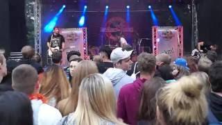 zakázanÝovoce - Stačí málo (Live Chodrockfest 2016)