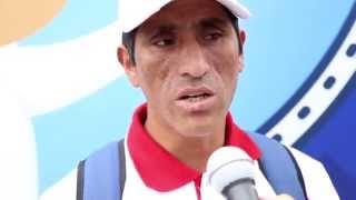 Raúl Machacuay promueve el consumo de pescado