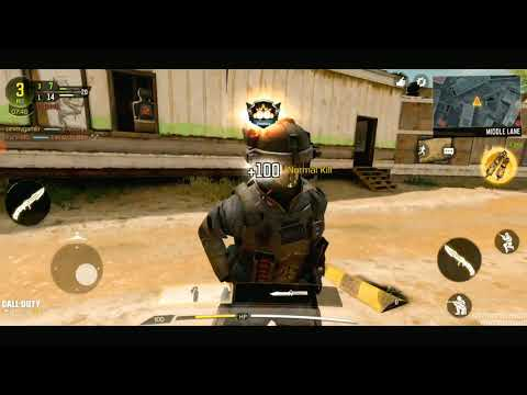 Secondary School  Game mode In Cod Mobile