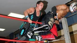 Young Wrestler Vs Luchador