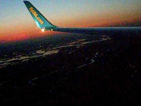 10 Landing Boryspil Airport, Boryspil, Kiev, Ukraine pt 01