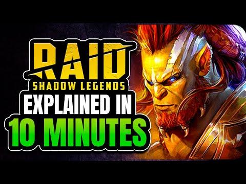 Raid Explained in 10 Minutes I Raid Shadow Legends