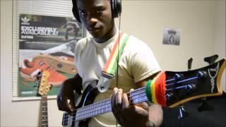 Joey bada$$ snakes Bass cover