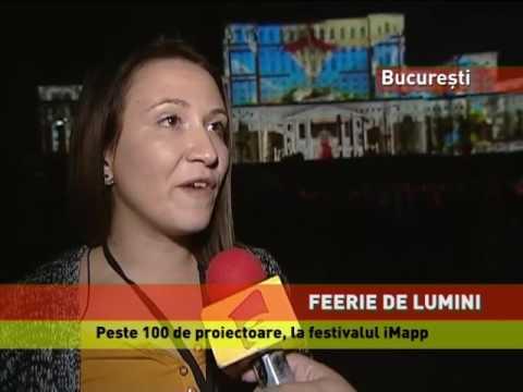 Festivalul iMapp, la București
