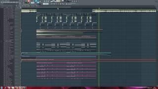 Martin Garrix - Scared To Be Lonely ft. Dua Lipa (Fl Studio Remake + FREE FLP)