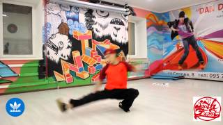 BBOY APACHE (SOUTH FRONT)