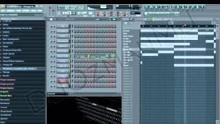 FL Studio - Michael Jackson - Stranger In Moscow