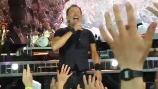 BRUCE SPRINGSTEEN: Shout, MÜNCHEN 2016, LIVE Olympiastadion, River Tour
