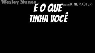 """MC Rita - """"Não Era Amor"""" Tipografia"""