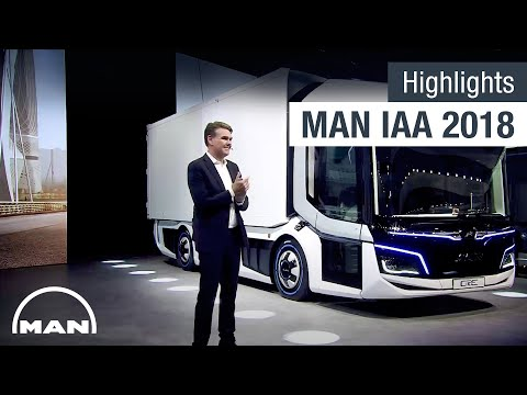 MAN | IAA 18|  Highlights
