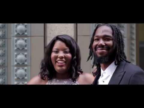 Wedding Paper Divas Sweepstakes Winners: Ebonique & Julius