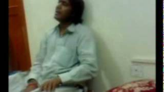 Asghar Khan Reciting Kalli Sughra(s.a) Karachi 2010