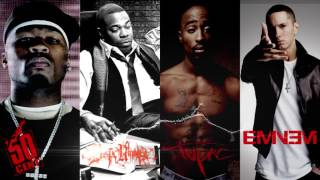 50 Cent   Strong ft  Eminem & 2Pac & Busta Rhymes New   2015   Hot by rCent