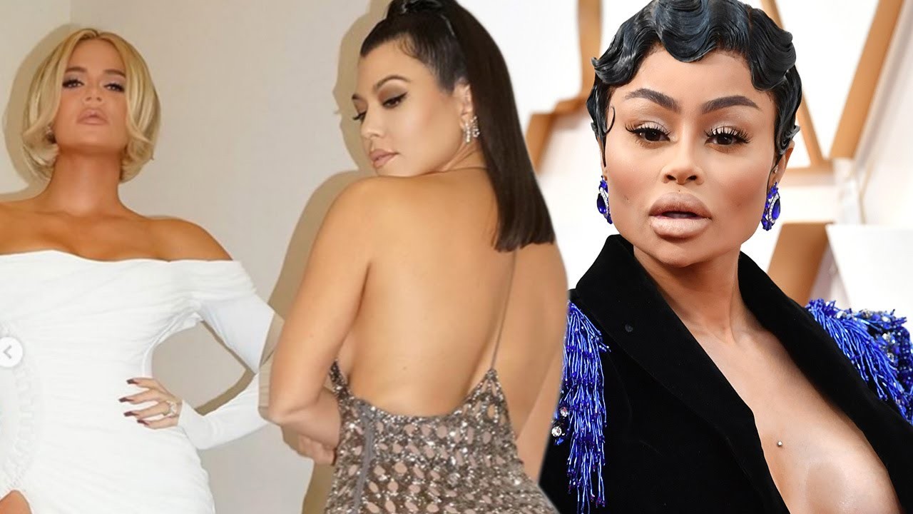 Blac Chyna sparks Pregnancy rumors & Khloe Kardashian accuses Kourtney of ditching Her!