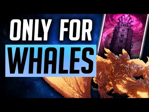 DOOM TOWER **Free To Play**, IS IT JUST FOR WHALES? | Raid: Shadow Legends