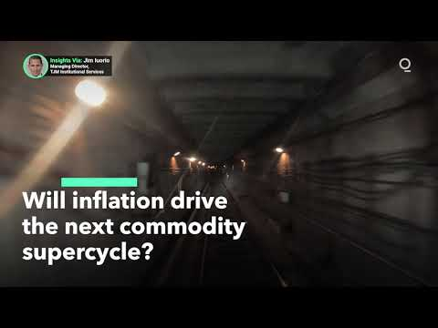 Could Inflation Trigger the Next Commodity Supercycle?